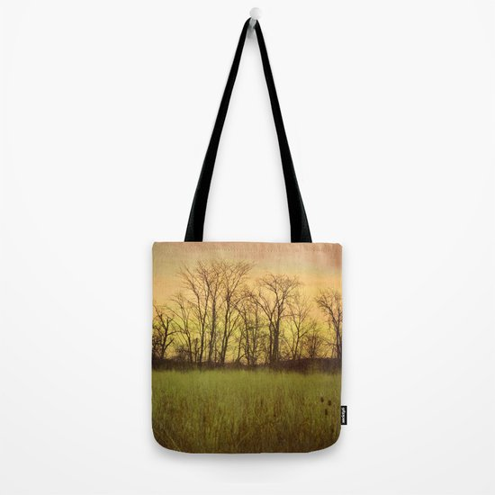 Morningtide - When Night is Left Behind Tote Bag