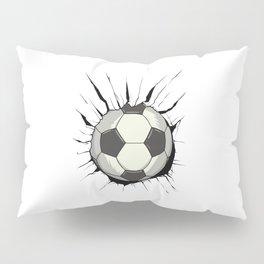 Breakthrough Football Pillow Sham