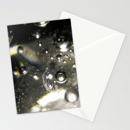 Bubbles and Light Stationery Cards