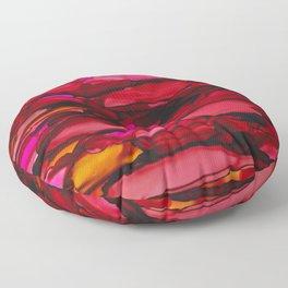Ruby River Ripples Floor Pillow