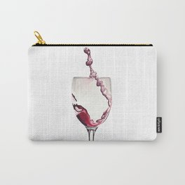 Relax, there's wine! Carry-All Pouch