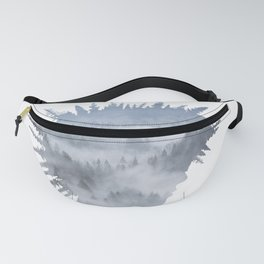 Forest Girl Fanny Pack