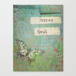 Gypsy Soul Canvas Print