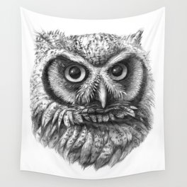 Intense Owl G137 Wall Tapestry