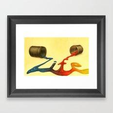 Life Changes Framed Art Print