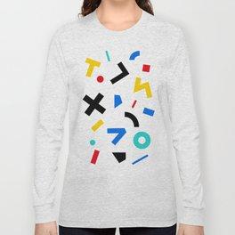 color signal Long Sleeve T-shirt