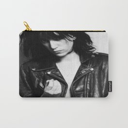 Patti Smith Canvas Poster Art Wall Pictures Home Decor Carry-All Pouch