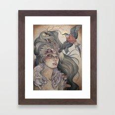 The Dodo's Widow art print Framed Art Print