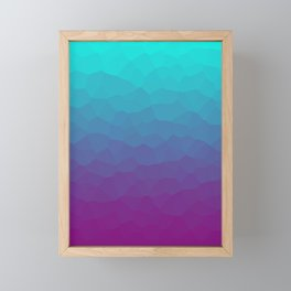 Ascent Framed Mini Art Print