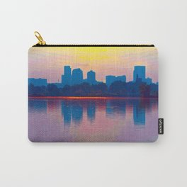 Come Sit With Me At Sloan Lake Carry-All Pouch
