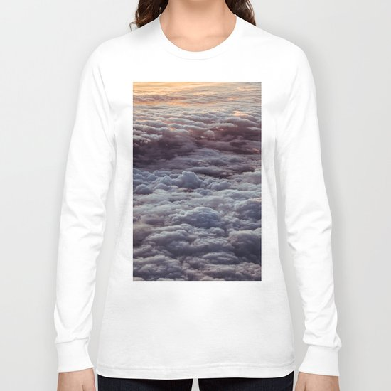 ABOVE CLOUDS Long Sleeve T-shirt