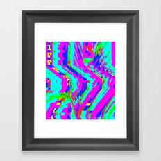 Waverider Framed Art Print