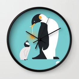 Mr. Tuxedo Wall Clock