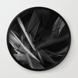 Fall 2015 - Kaminari Black Wall Clock