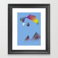 Calvin? Framed Art Print