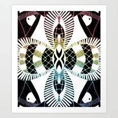 Ubiquitous Bird Collection13 Art Print