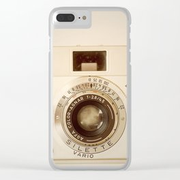 Silette Clear iPhone Case