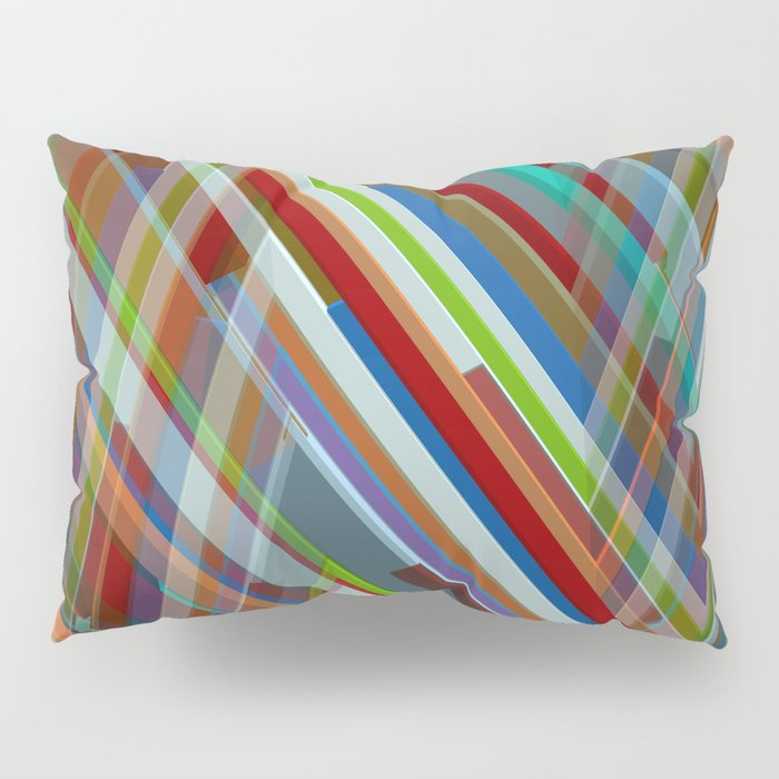 Abstract Composition 610 Pillow Sham