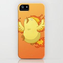 Team Birb [Valor] iPhone Case