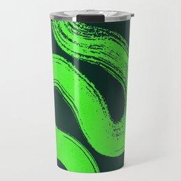 pathways green Travel Mug