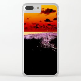 Fantastic Sylt Clear iPhone Case