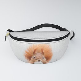 Squirrel 2 - Colorful Fanny Pack