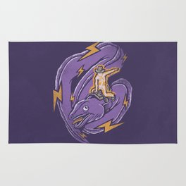 Electric Rodeo Rug
