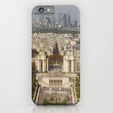 Aerial Paris iPhone 6s Slim Case