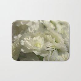 Pale Bridal Veil Bath Mat