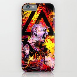 Colorful Linkin iPhone Case