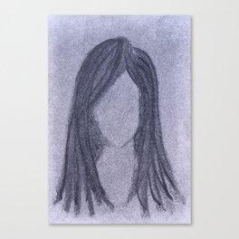 Girl #6 Canvas Print
