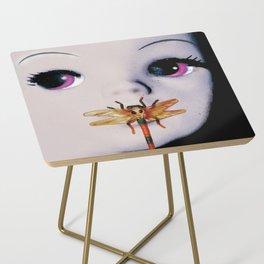 Silence... Side Table