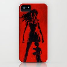 Cherry Darling iPhone (5, 5s) Slim Case