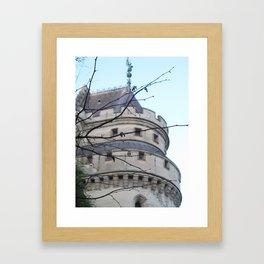 Pierrefonds Framed Art Print