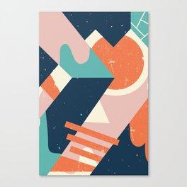Galactic Pit Canvas Print