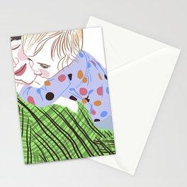 Neck Hugs Stationery Cards