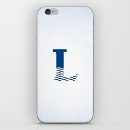 Lake Lizzie iPhone Skin