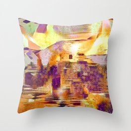 Medieval Stirling Throw Pillow