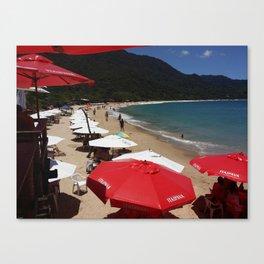 Trindade, Paraty,Brasil Canvas Print
