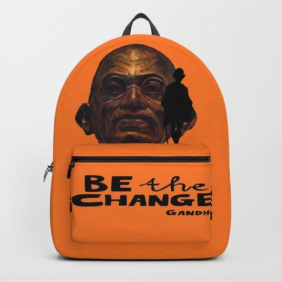 GANDHI quote Backpack