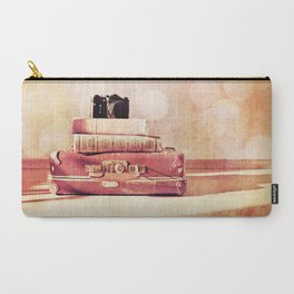 Still Life With Portmanteau Carry-All Pouch