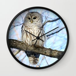 Without Scorn Wall Clock