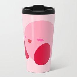 Kirby(Smash) Travel Mug