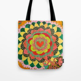 Feral Heart #01 Tote Bag
