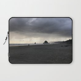 Stormy sunset at Haystack Laptop Sleeve