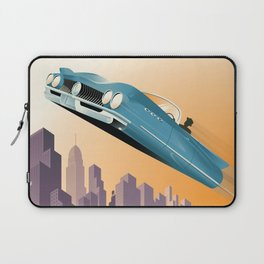 Dude, Where's My Flying Car? Laptop Sleeve