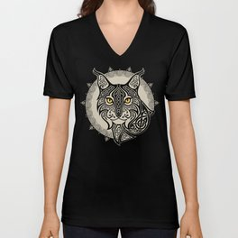 MISTRESS OF NIGHT Unisex V-Neck