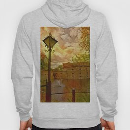 Old fort in the city of Kaliningrad Hoody