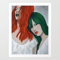 Duo Art Print