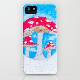 Where the Fairies Play  iPhone Case